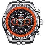 Breitling for Bentley Supersports Orange bezel