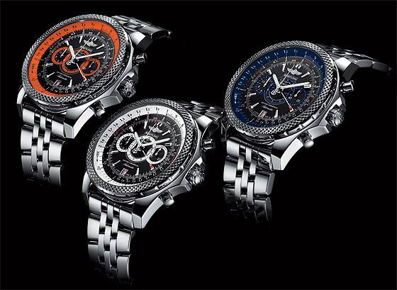 Breitling for Bentley Supersports group