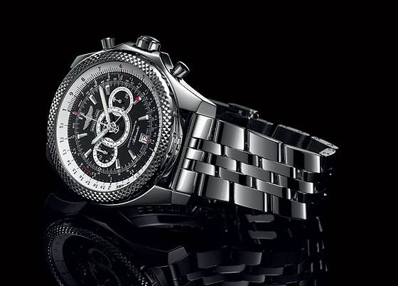 Breitling for Bentley Supersports reclining