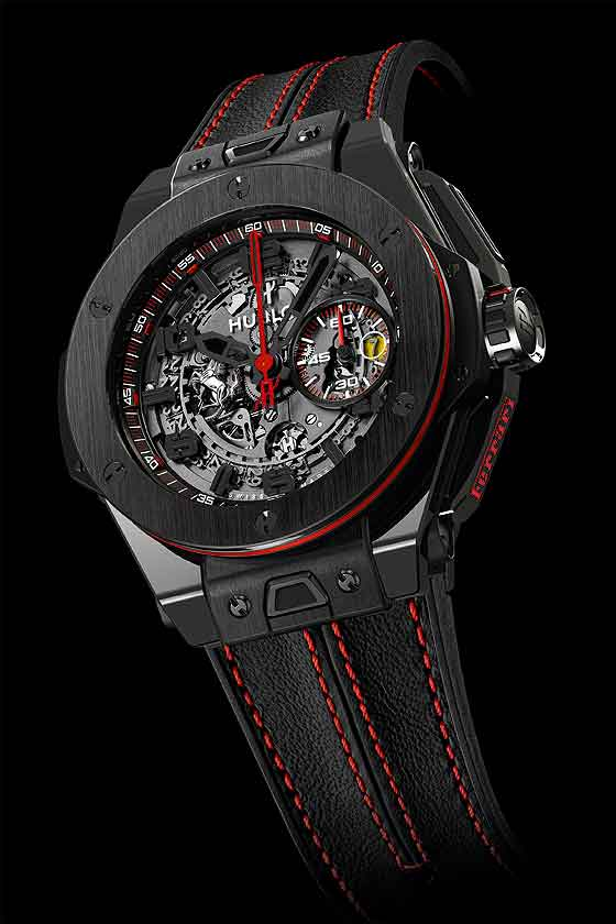 Hublot Big Bang Ferrari Ceramic