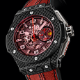 Hublot Big Bang Ferrari Red Magic Carbon
