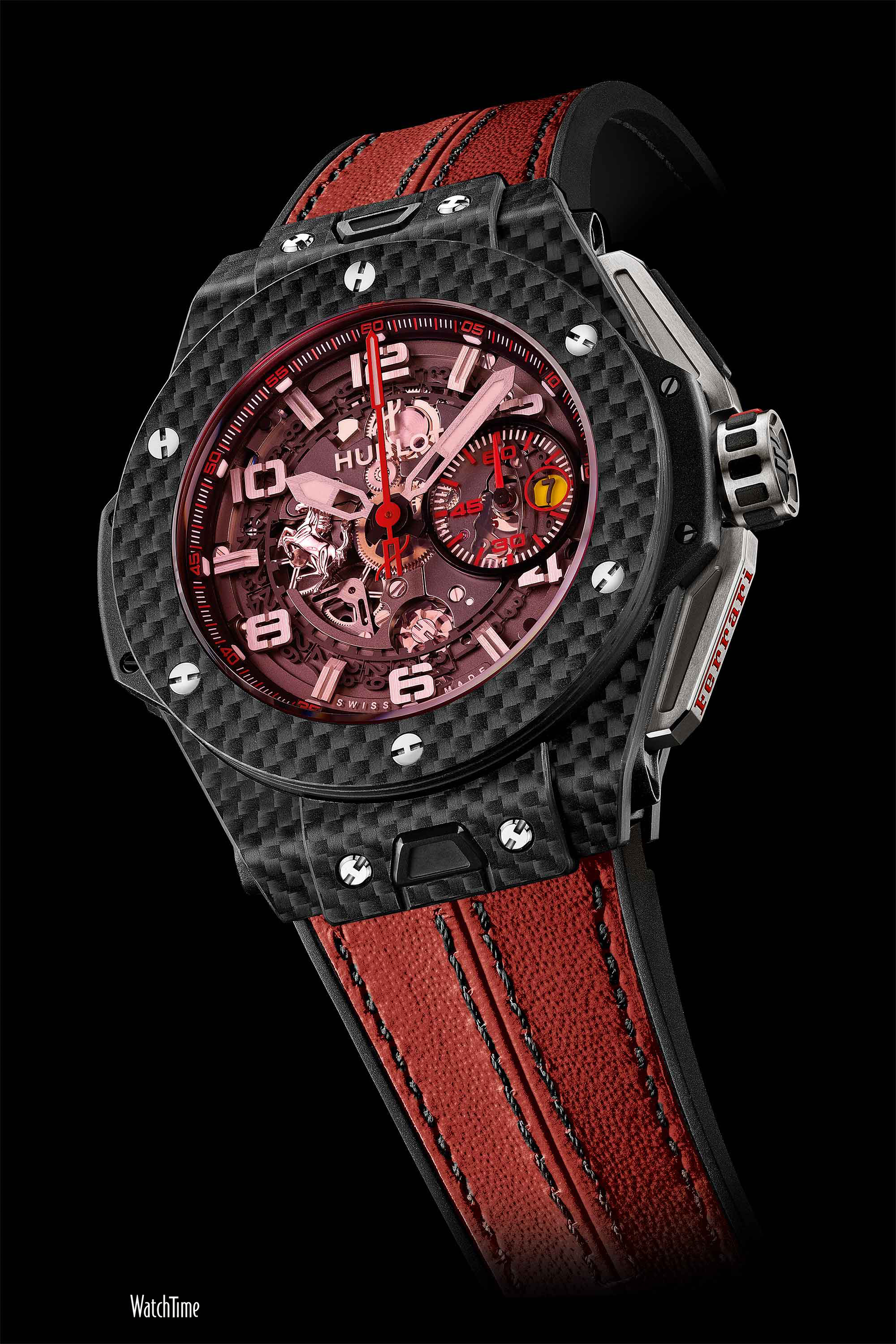 10 Hublot Big Bang Ferrari Watches Hublot Big Bang Base