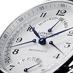 Longines Master Collection Retrograde - dial CU