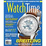 WatchTime Jan-Feb 2013 Cover