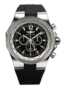 The Breitling for Bentley GMT Chronograph introduced in 2008