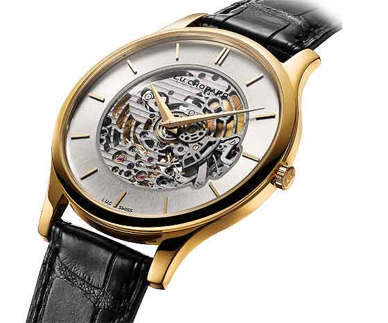 Chopard LUC XP Skeletec