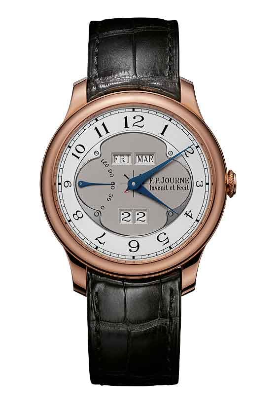 F.P. Journe Quantieme Perpetuel rose gold