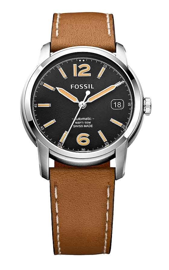 Fossil Swiss Automatic timepiece FSW-1002
