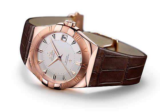 Omega Constellation Sedna reclining