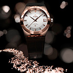 Omega Constellation Sedna front
