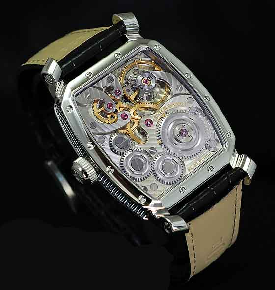 RGM Caliber 20 watch caseback