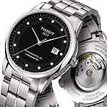 Tissot Luxury Automatic - front-back