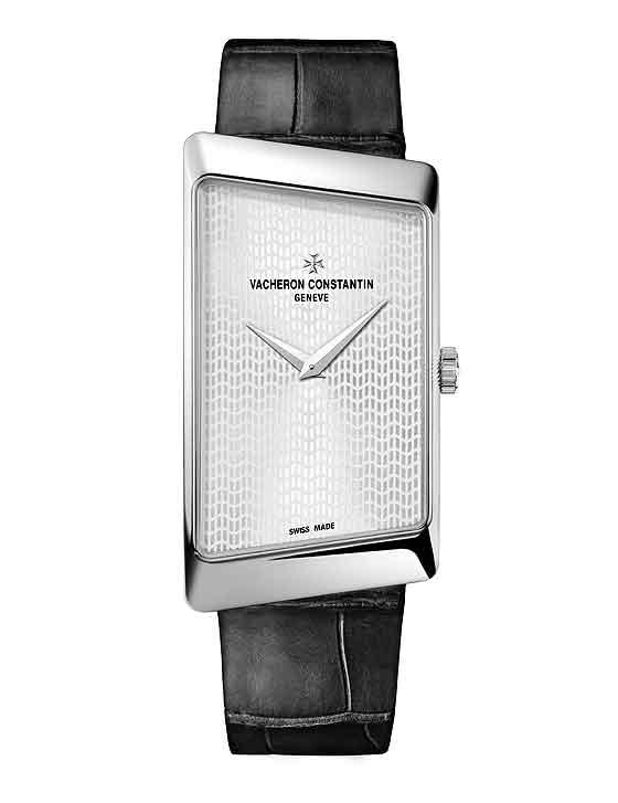 Vacheron Constantin Prestige 1972 black strap