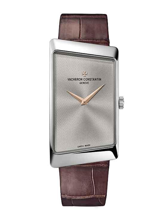 Vacheron Constantin Prestige 1972 brown strap