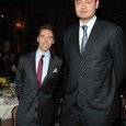 Yao Ming and Steve Nash at Asia Society Southern California's 2013 Annual Gala