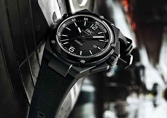 IWC Ingenieur Automatic AMG Black Series Ceramic