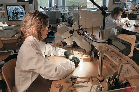 Orologiai a Cartier fabbrica