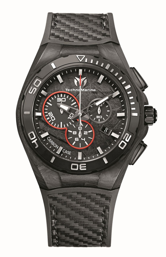 Technomarine Steel Evolution Carbon