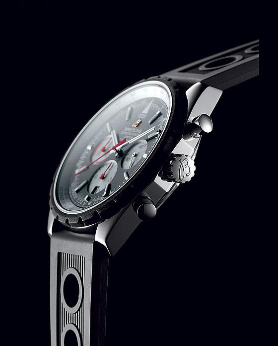 Breitling Chrono-Mat 49 - profile