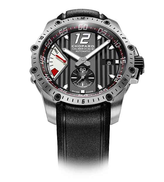Chopard Racing Superfast Watches