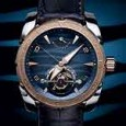 Parmigiani Pershing Tourbillon Abyss - front