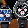 TAG Heuer Monaco/Breitling Chrono-Matic two-shot