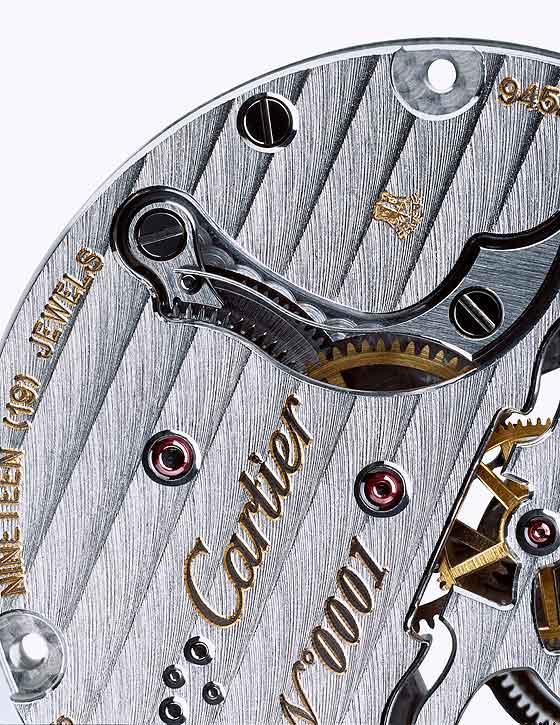 Cartier Geneva Seal movement