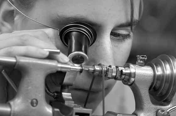Cartier watchmaking