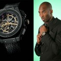 Kobe Bryant and the Hublot King Power Black Mamba