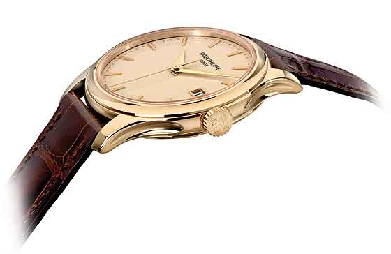A New Case For An Old Classic Patek Philippe S New Calatravas