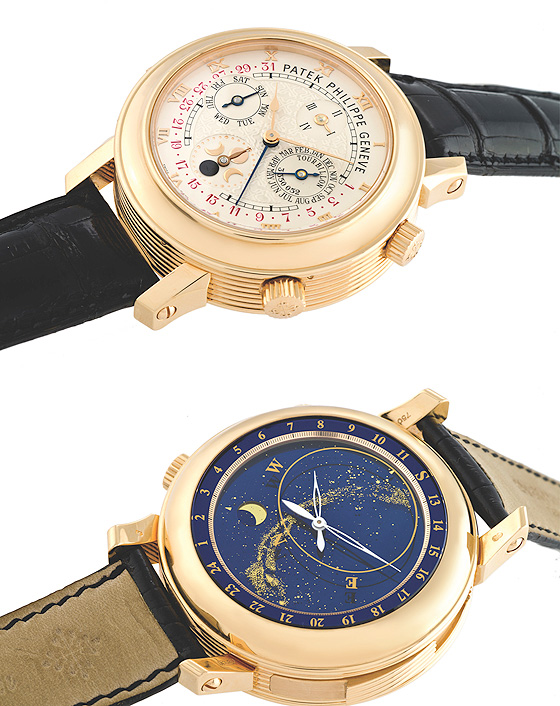 Patek Philippe Ref. 5002 Sky Moon Tourbillon - Lot 225