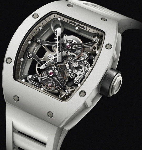 Richard Mille RM 038 Tourbillon Bubba Watson
