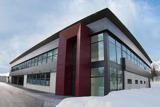 Richard Mille new factory