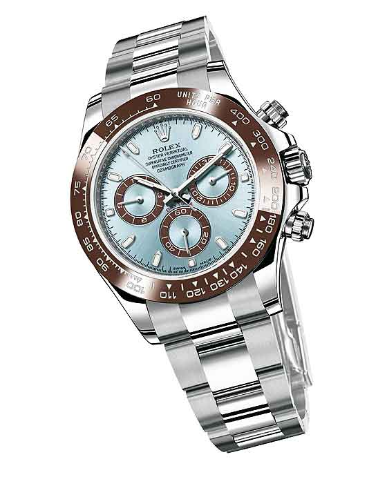 9f0b0b46a87 Close-Up  Rolex s 50th Anniversary Daytona (with Video)