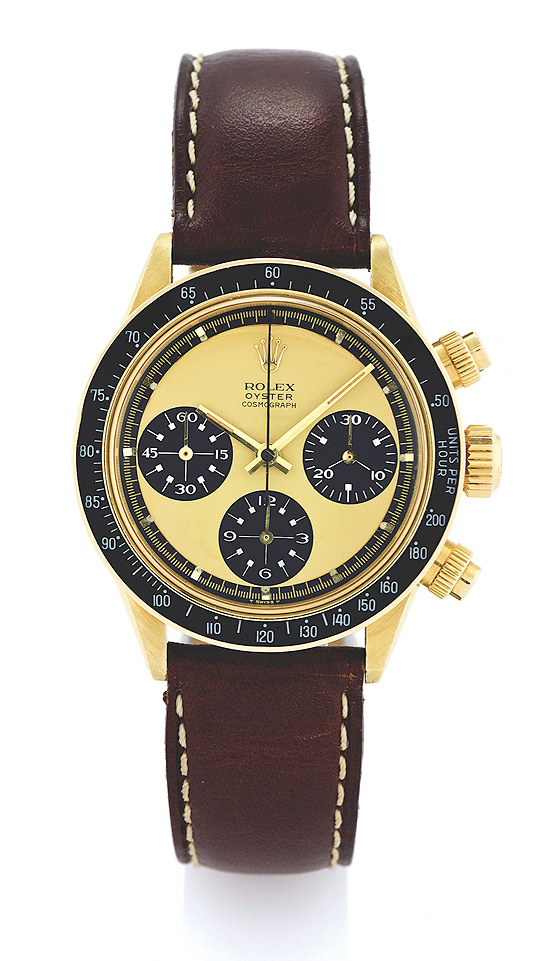 Rolex Daytona Paul Newman- Lot 512