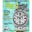 WatchTime May-June 2013 Cover