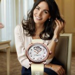 Inès Sastre Joins Frédérique Constant as Charity Ambassador