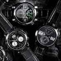 A. Lange & Soehne collection 2013 in black