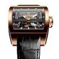 Corum Ti-Bridge Automatic-Dual-Winder in red gold