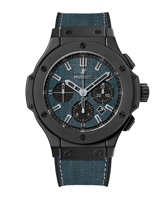 d6f84707eeca5 Feeling Blue  25 Watches With Blue Dials and Blue Straps