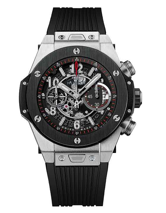 Hublot Big Ban Unico Titanium Ceramic