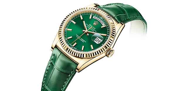 7 Green Dial Watches For St Patrick S Day Watchtime Usa S No 1