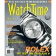 WatchTime July-August 2013 Cover