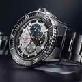 Zenith Stratos Flyback Tribute to Baumgartner - reclining