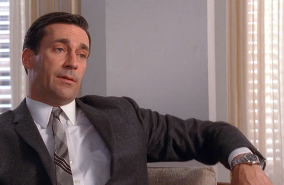 4 Vintage Watches Worn By Mad Men's Don Draper