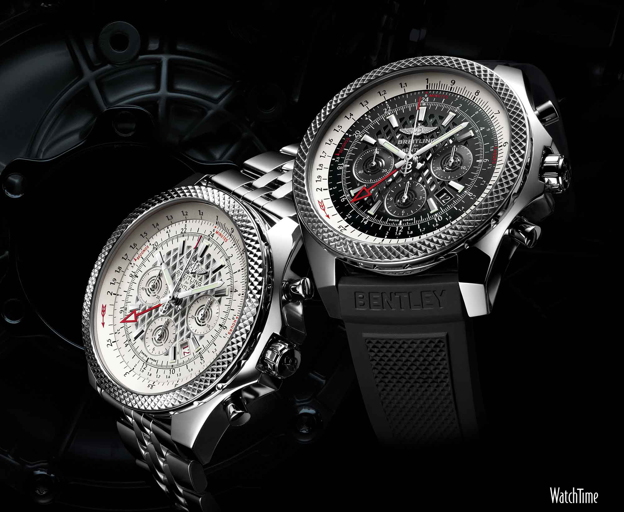 Breitling And Bentley
