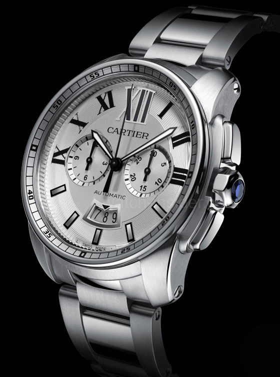 watch insider s top 10 chronograph watches are these the best cartier montre calibre de cartier