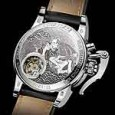Graham 1695 Chronofighter Erotic - back