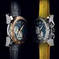 Parmigiani CFB Pershing 005 watches - duo