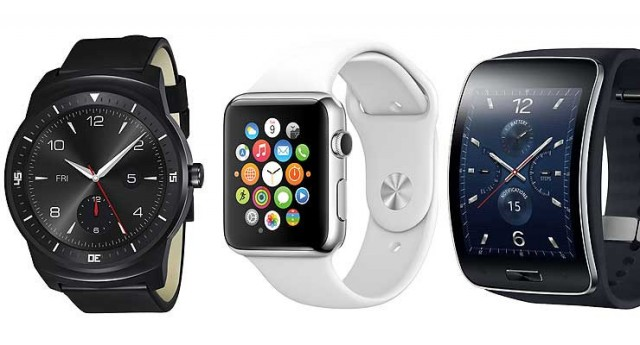 Apple Watch vs. Samsung and LG
